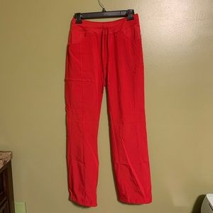 Scrub pants infinity sweatpants fit